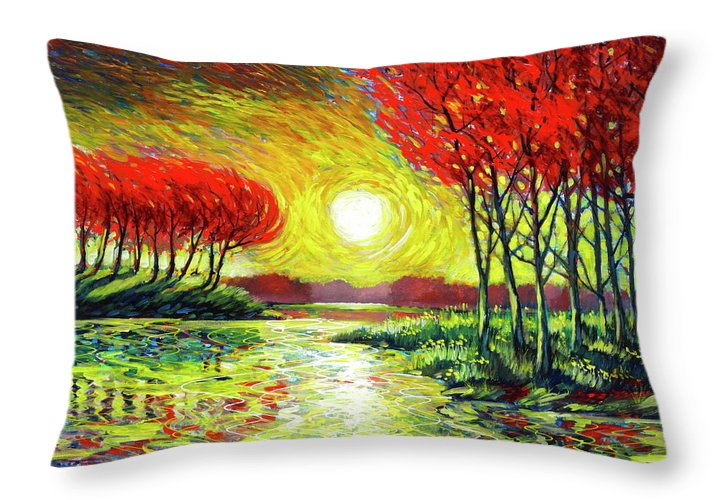Dreaming Out Loud - Throw Pillow