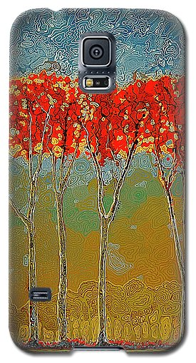 Electric Fall - Phone Case
