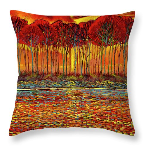Feature Presentation - Throw Pillow