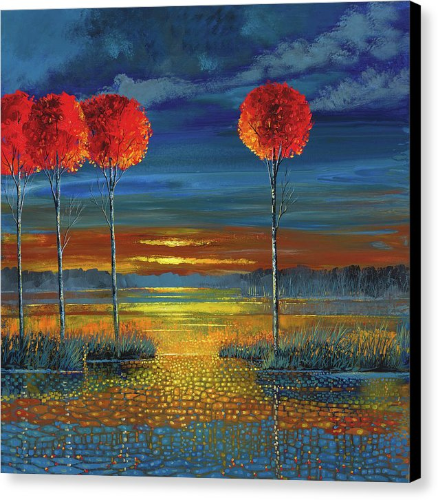 Final Crescendo - Canvas Print