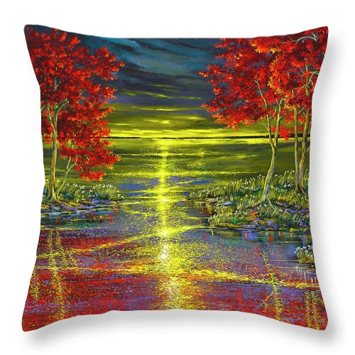 Forever And A Day - Throw Pillow