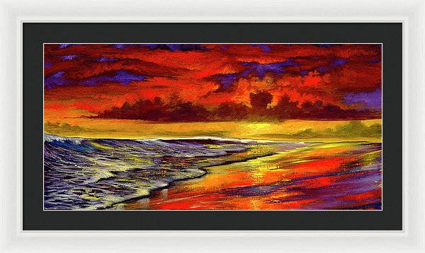 Good Evening - Framed Print