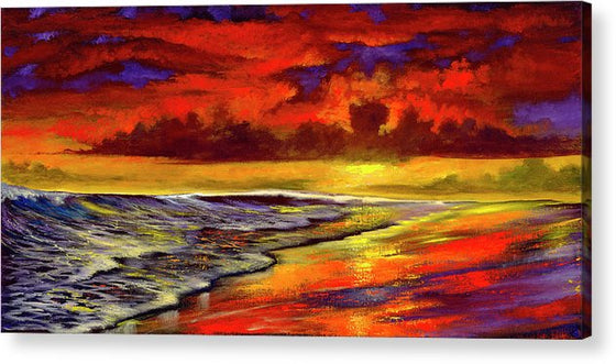 Good Evening - Acrylic Print