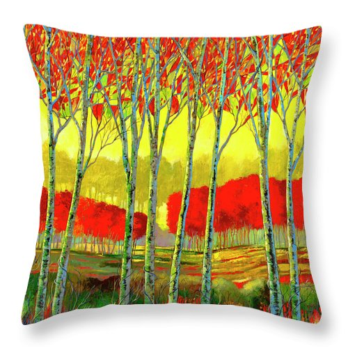 Hidden Meaning - Throw Pillow
