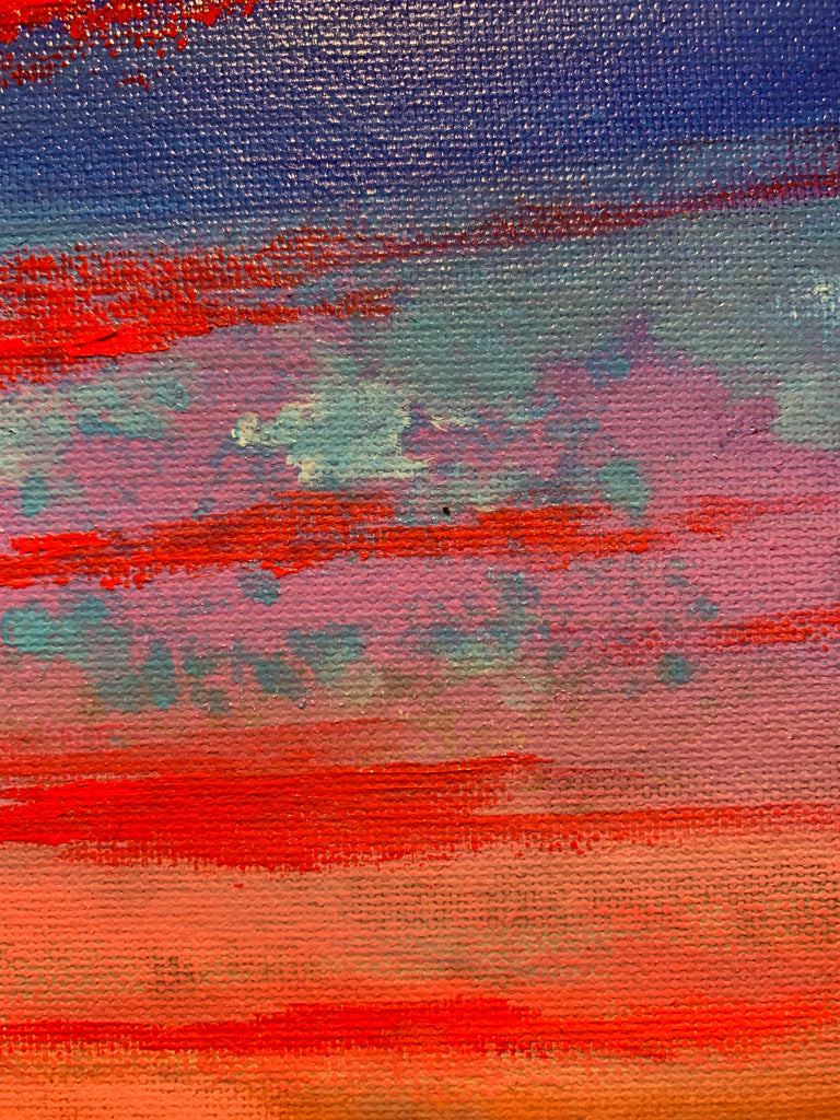 Peaceful Dawn 8x10