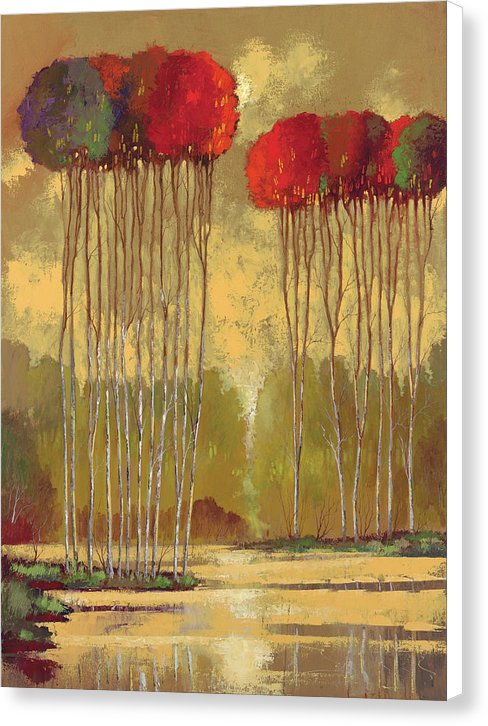 Indian Summer - Canvas Print