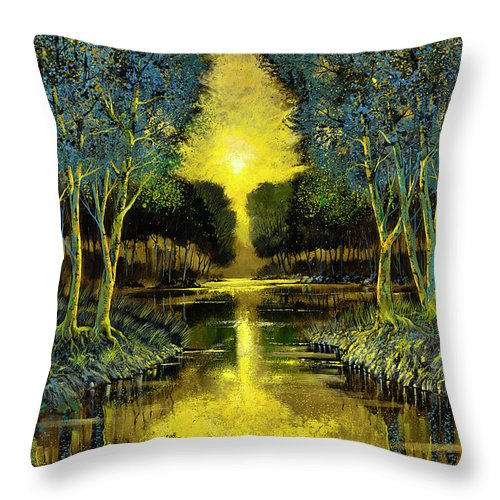 Kindred Spirits - Throw Pillow