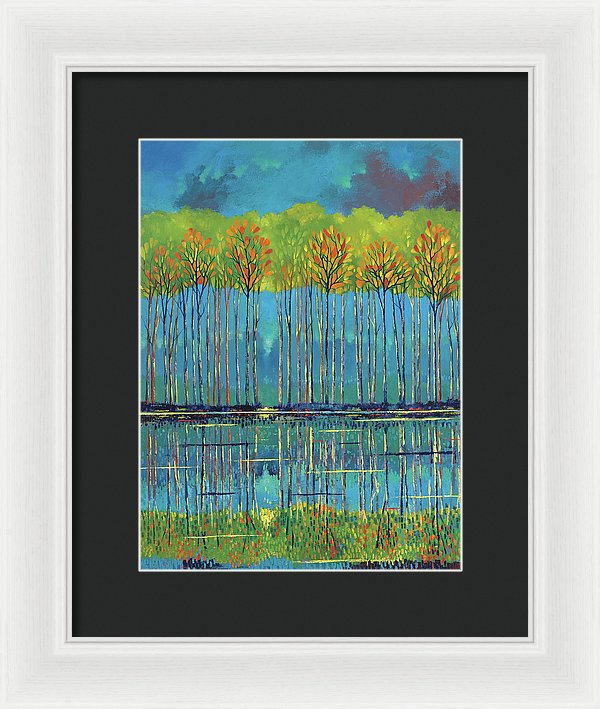 Natural Affection - Framed Print