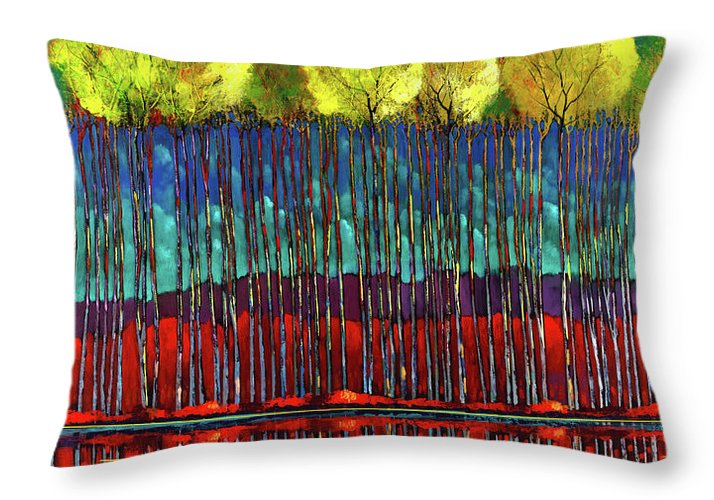 Natural Life - Throw Pillow