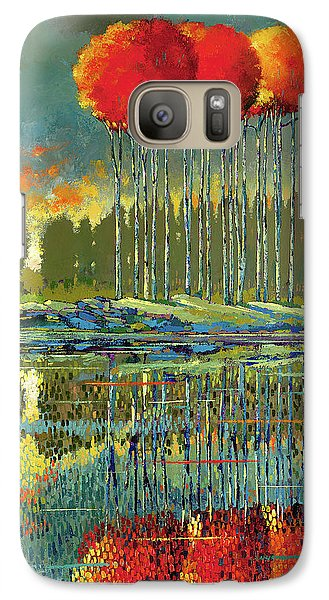 On The Rocks - Phone Case