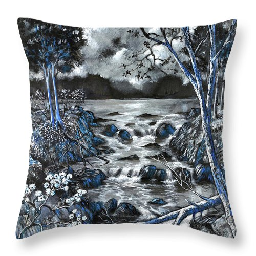 Royal Treatment - Throw Pillow