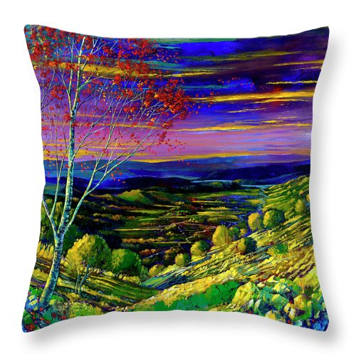 Someday Soon - Throw Pillow