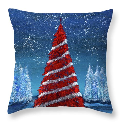 Stars And Stripes Forever - Throw Pillow