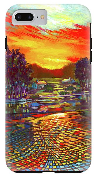 Sundown Montage - Phone Case