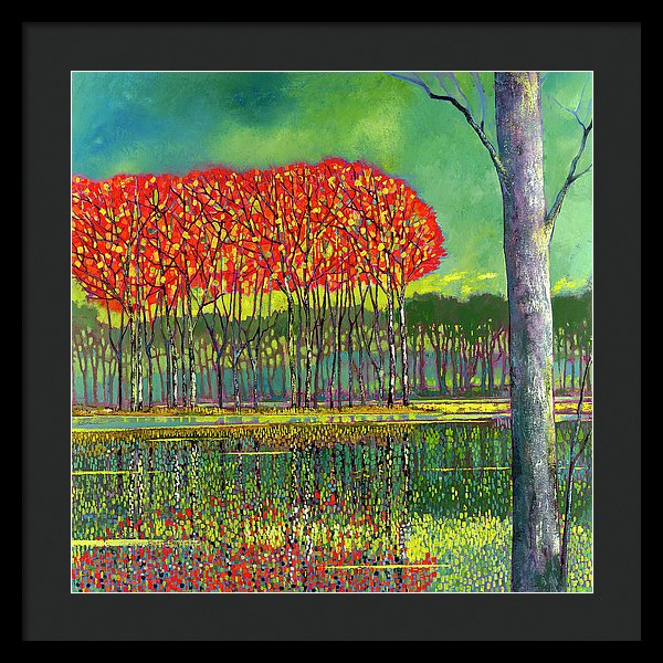 Vivid Imagination - Framed Print
