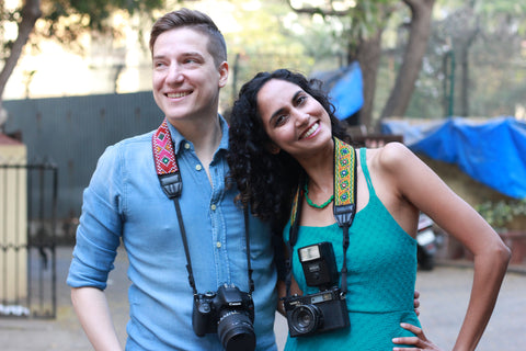 Kayanaat Jat Camera Strap