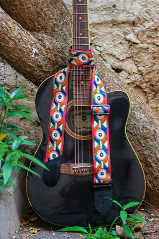 Anthea Suf Guitar Strap