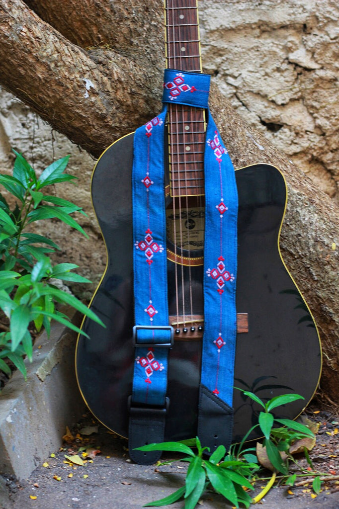 Stitch Suf Guitar Strap