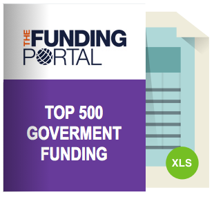 The Funding Portal Top 500