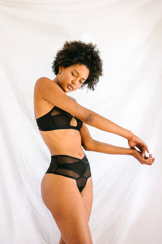 Essie high waist thong