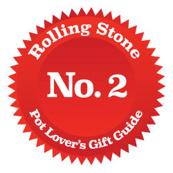 Number 2 on the Rolling Stone's Pot Lover's gift guide