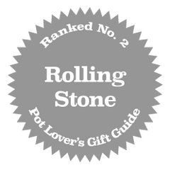 silverstick ranked number 2 on rolling stone's pot lover's gift guide