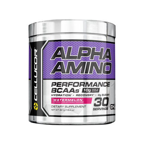 Alpha Amino (EAAs + BCAAs) 30 lần - Muscle UP