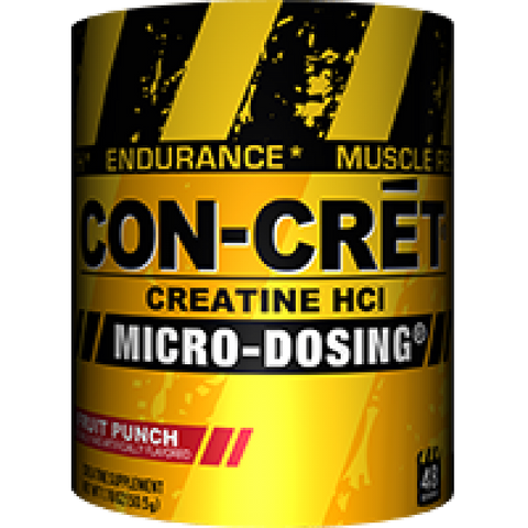 CON-CRET CREATINE HCL 48 servings - Muscle UP