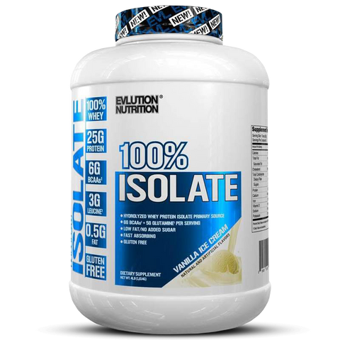 EVL 100% ISOLATE - Muscle UP