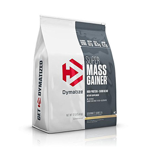 Supermass Gainer 12lbs - Muscle UP