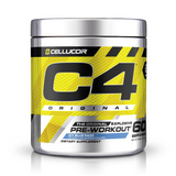 C4 ORIGINAL PREWORKOUT 60s - Muscle UP