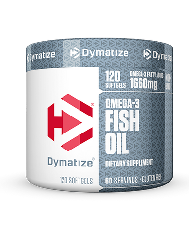 Dymatize Fishoil 120 viên - Muscle UP