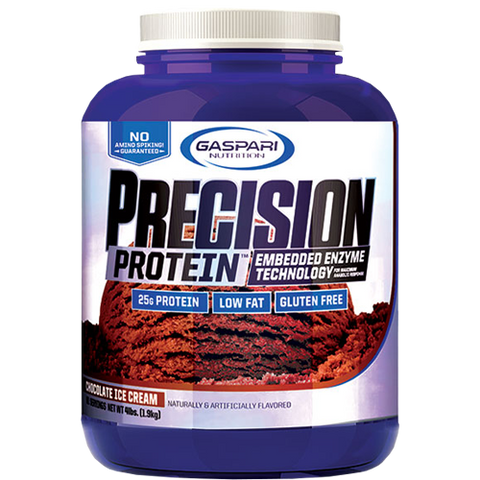 PRECISION PROTEIN 4LBS - 100% Hydrolyzed - Muscle UP