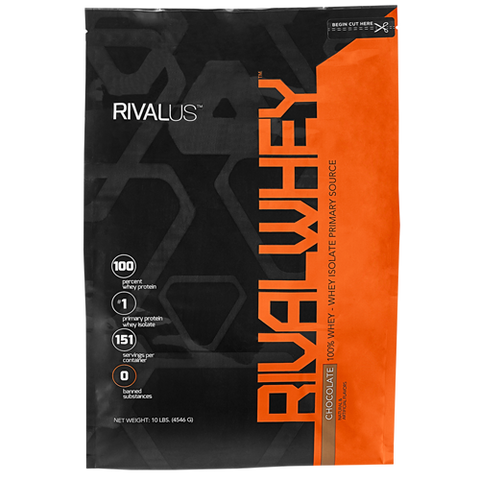 RIVAL WHEY 10lbs - Muscle UP