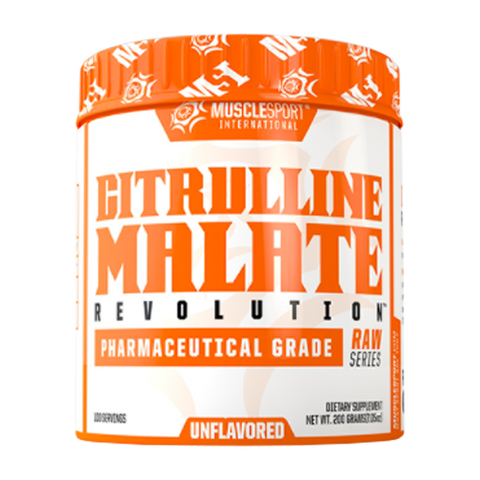 MuscleSport Citrulline Malate 100s - Muscle UP