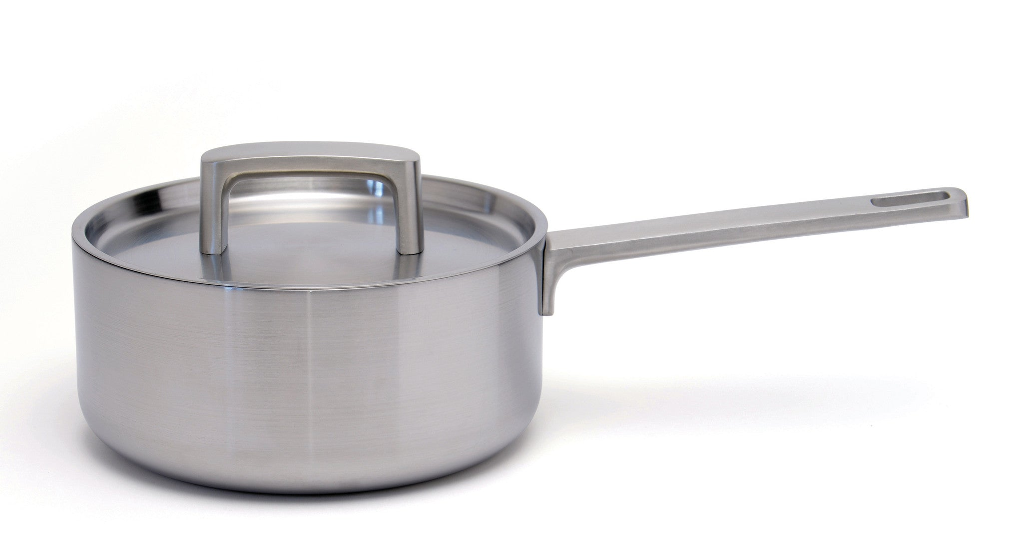 Ron 5-ply 18cm Stainless Steel Saucepan with Lid