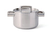 Ron 5-ply 18cm Stainless Steel Casserole Pan with Lid