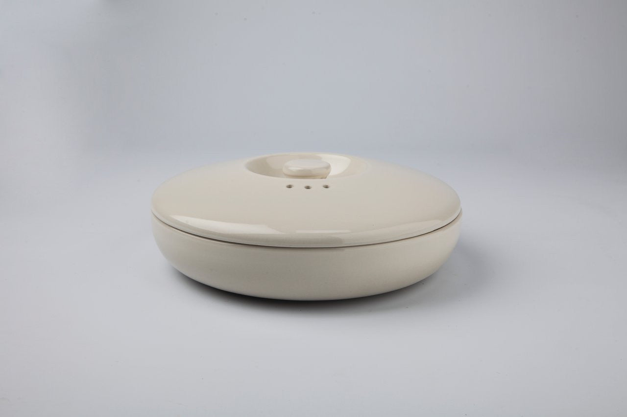 Ron 24cm Ceramic Bowl with Lid