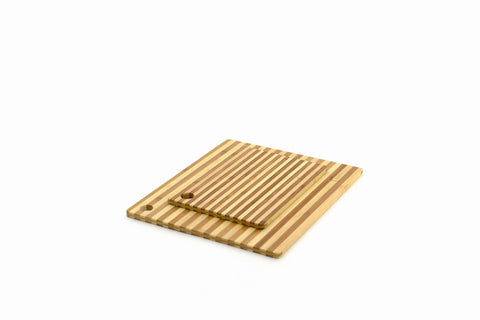 Earthchef Acadian 2 Piece Bamboo Prepping Board