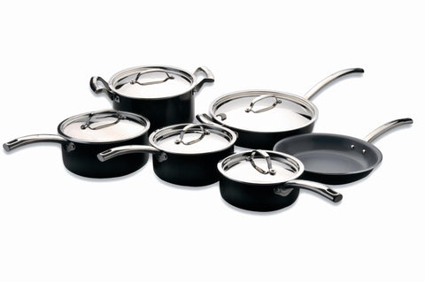Earthchef Montane Non-Stick 6 Piece Cookware Set