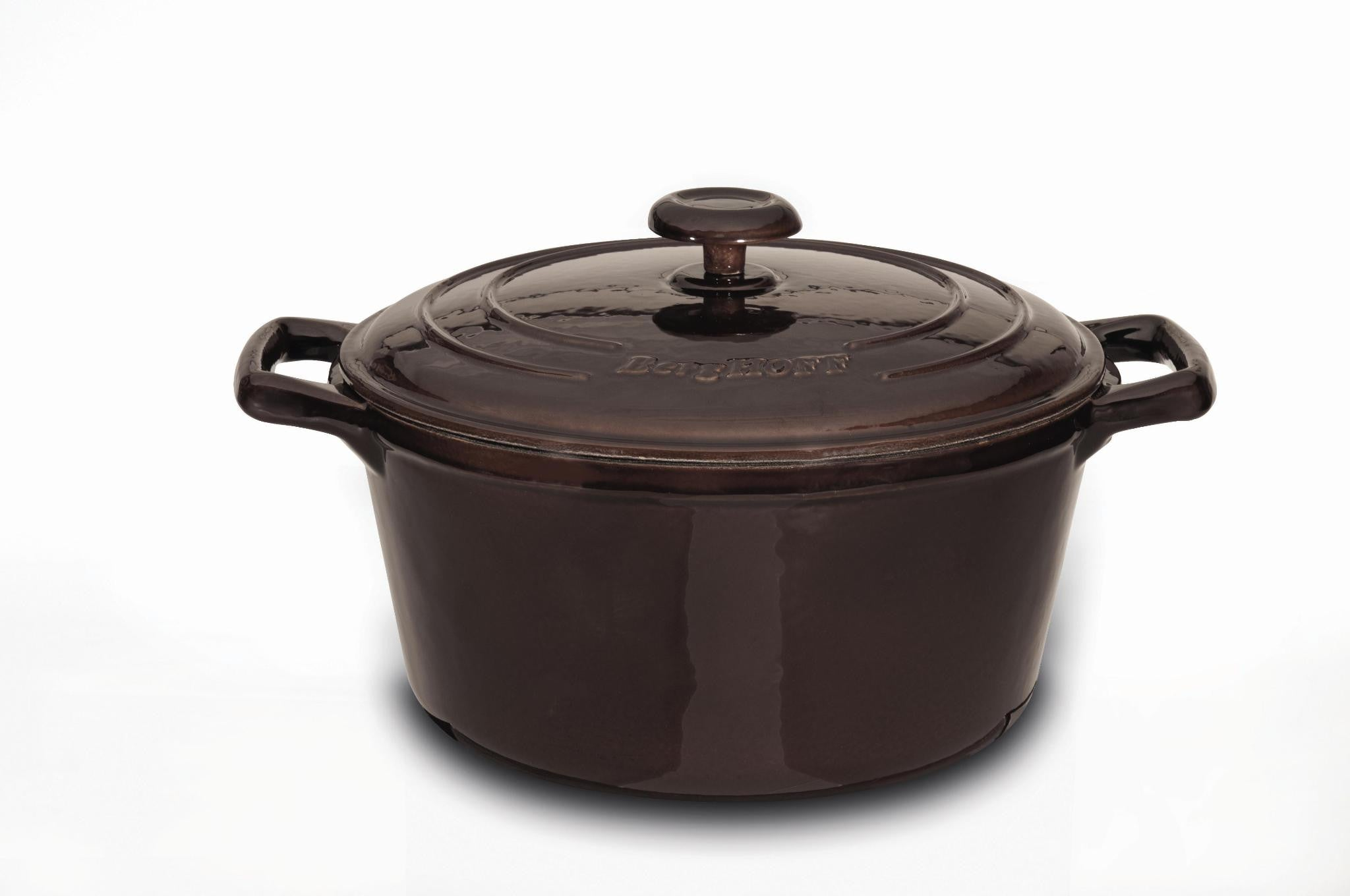 Neo Cast Iron 24cm Covered Stockpot