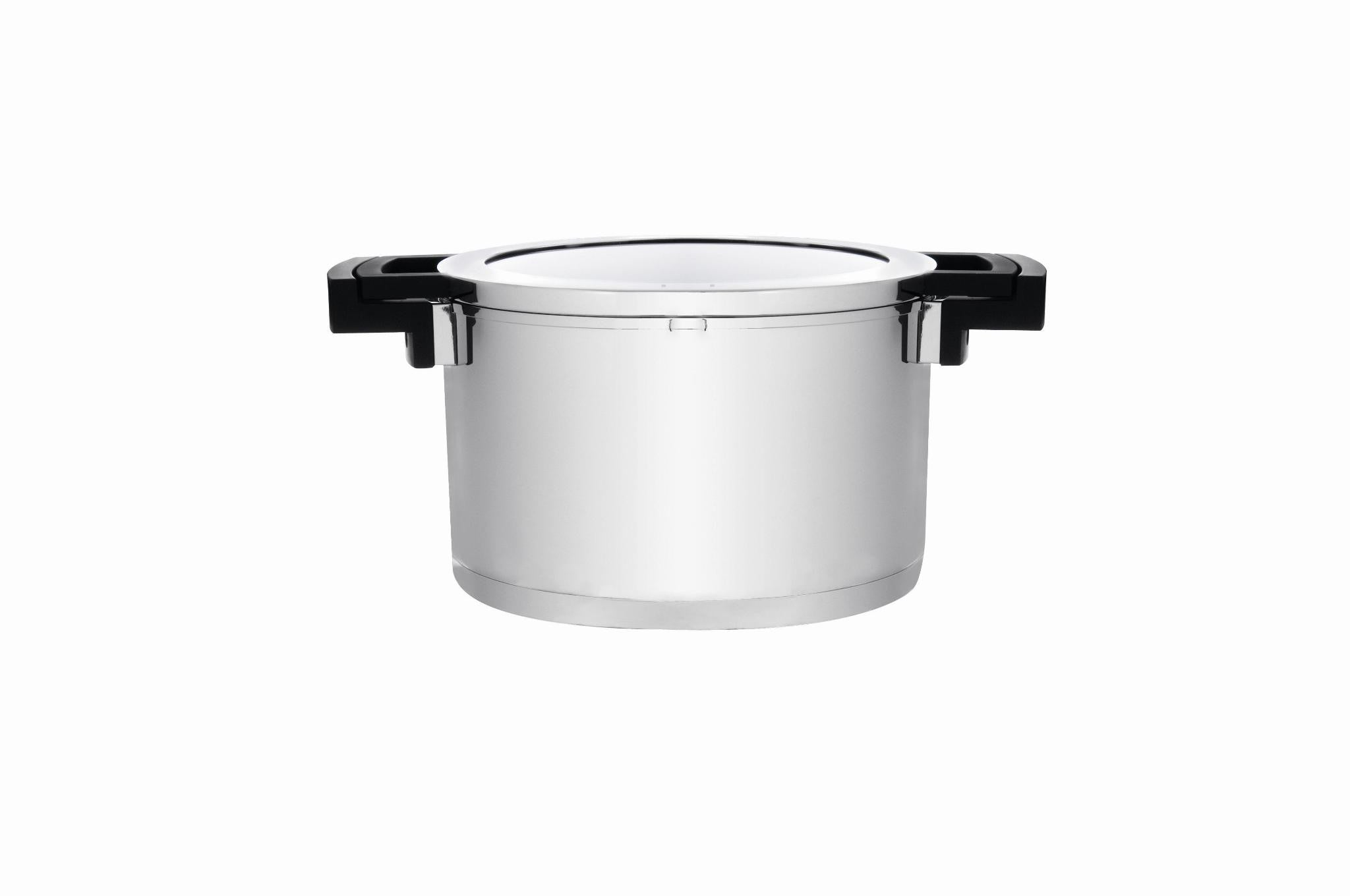 Neo Glass 24cm Covered Stockpot