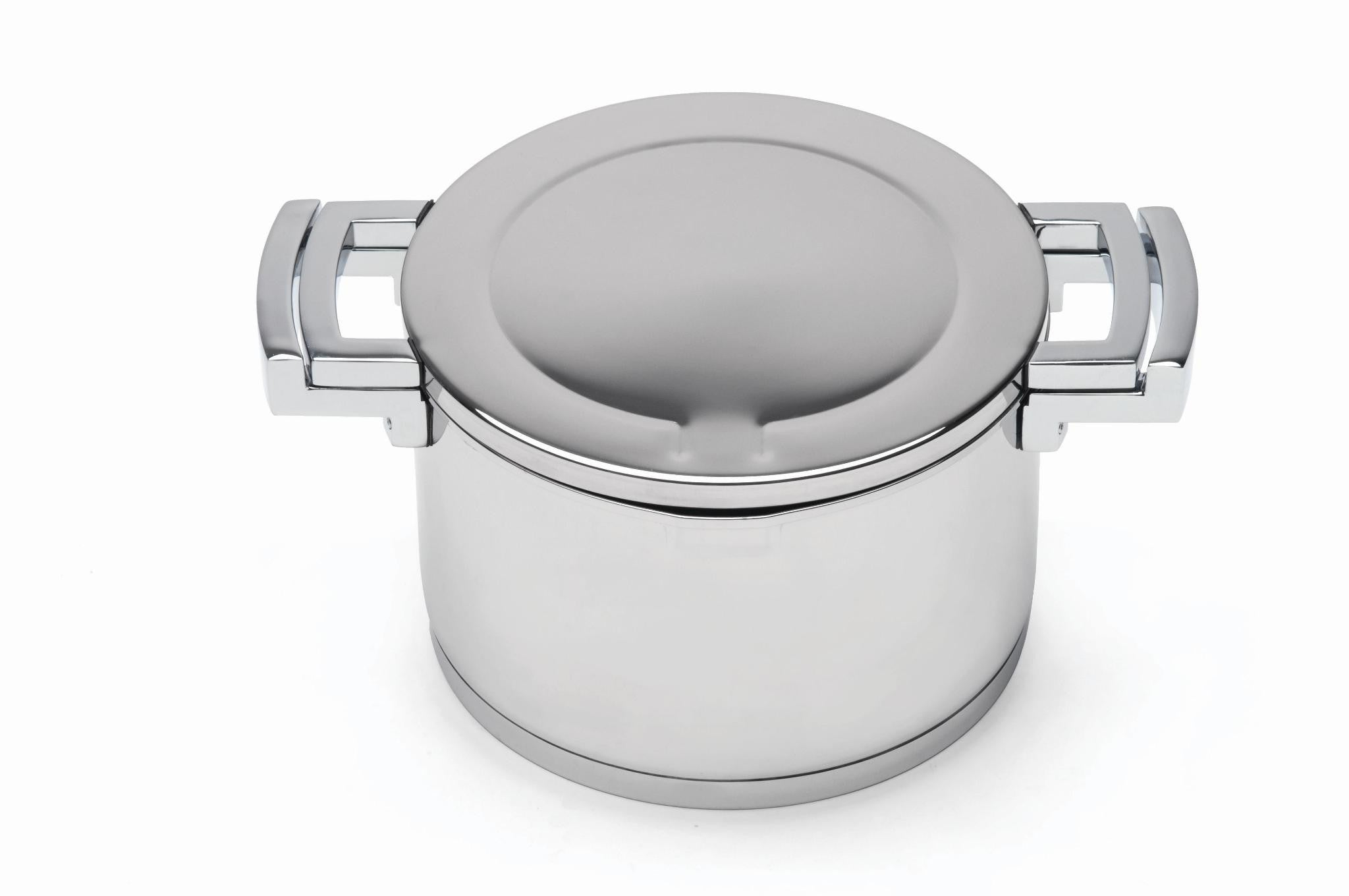 Neo Stainless Steel 24cm 6.3L Covered Stockpot
