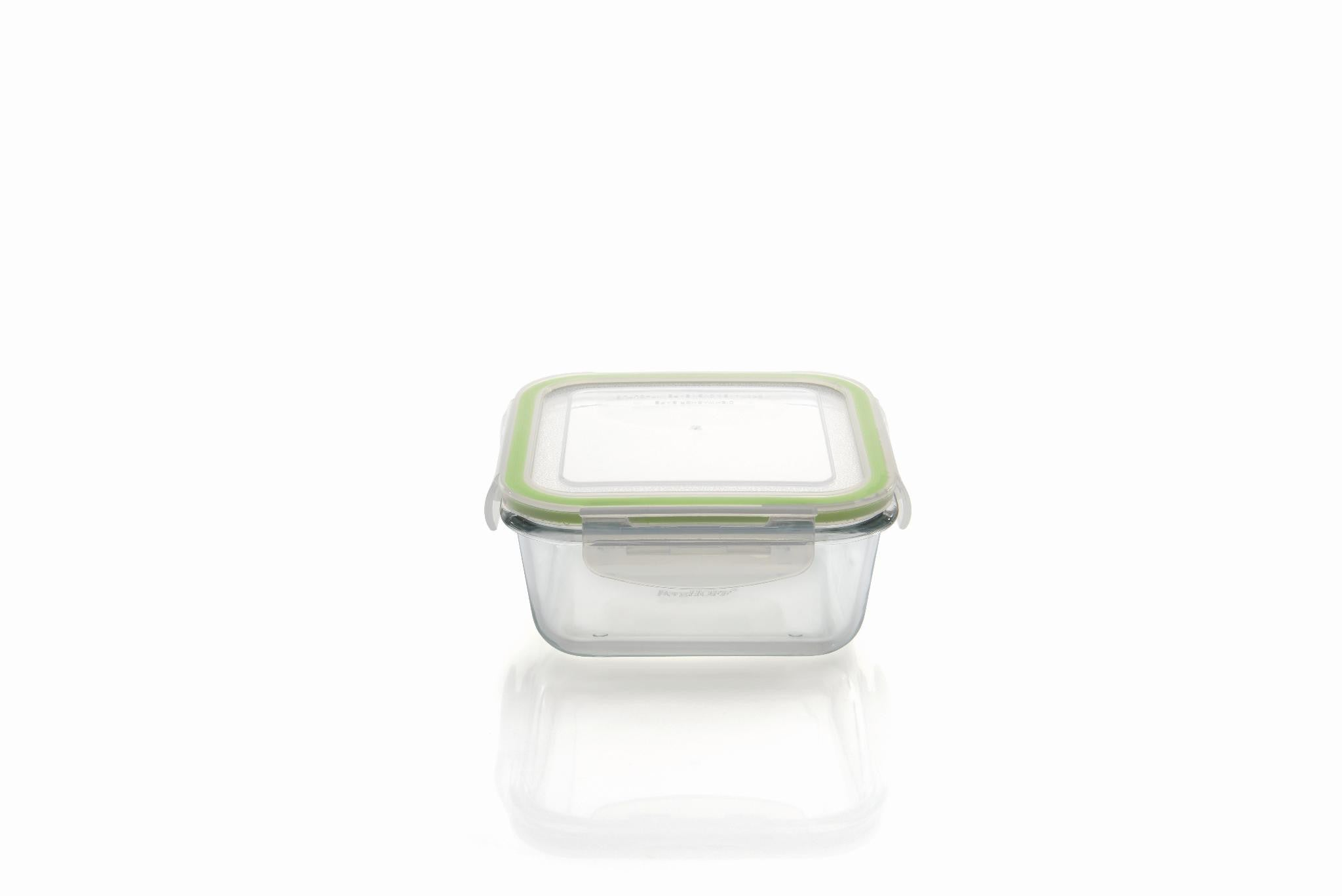 Studio 0.7L Square Glass Baking Dish with Storage Lid
