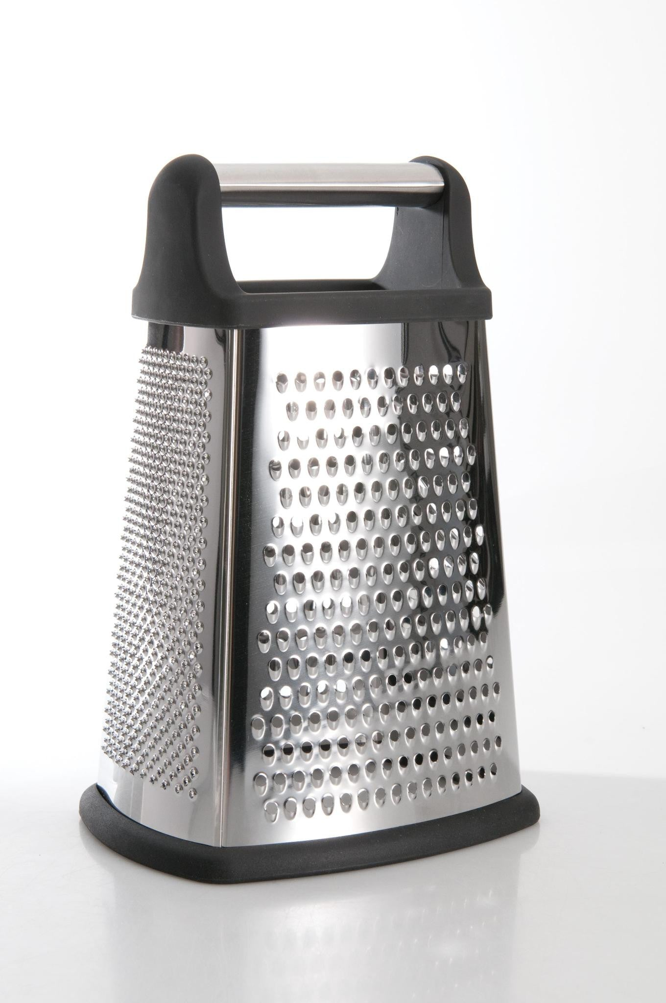Studio 16cm 4 Sided Grater with Handle