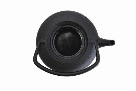 Studio Black Cast Iron Teapot 1.3L
