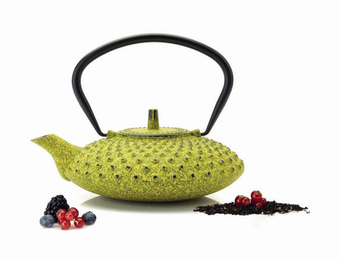Studio Lemon Cast Iron Teapot 0.8L