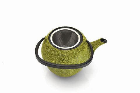 Studio Lemon Cast Iron Teapot 1.1L