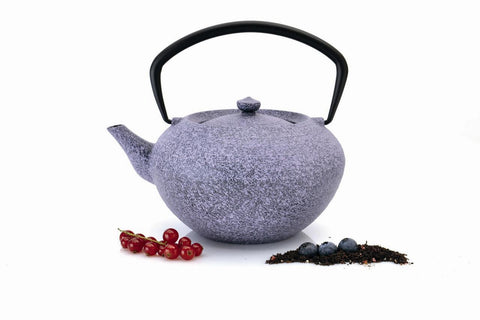 Studio Purple Cast Iron Teapot 1.3L
