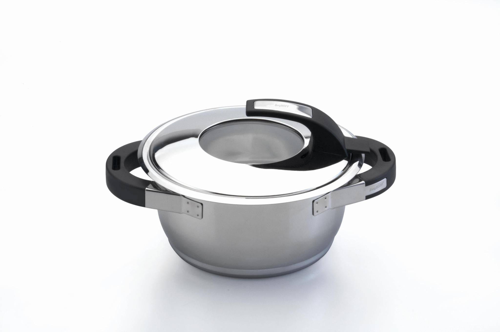 Virgo Stainless Steel 16cm Covered Casserole